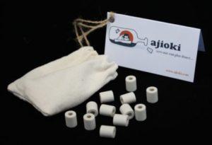 Les tubes de céramiques aux micro-nutriments efficaces Ajioki
