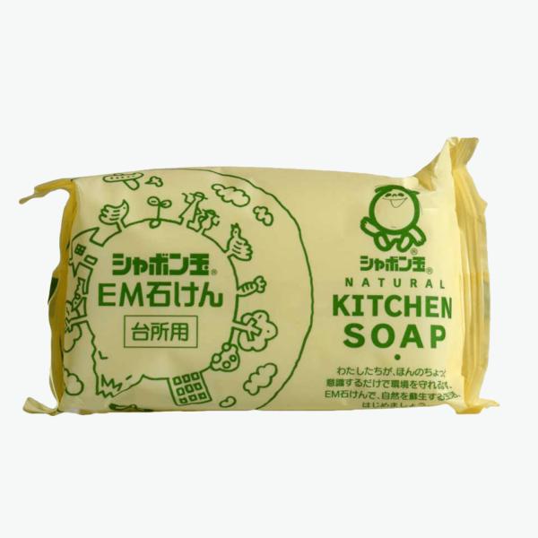Ajioki - Savon de cuisine aux micro-nutriments EM