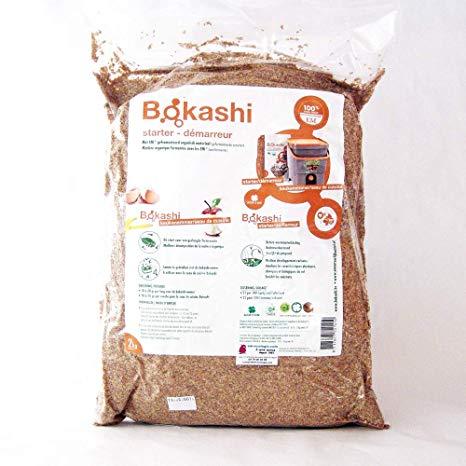 Activateur de compost Bokashi aux micro-nutriments efficaces